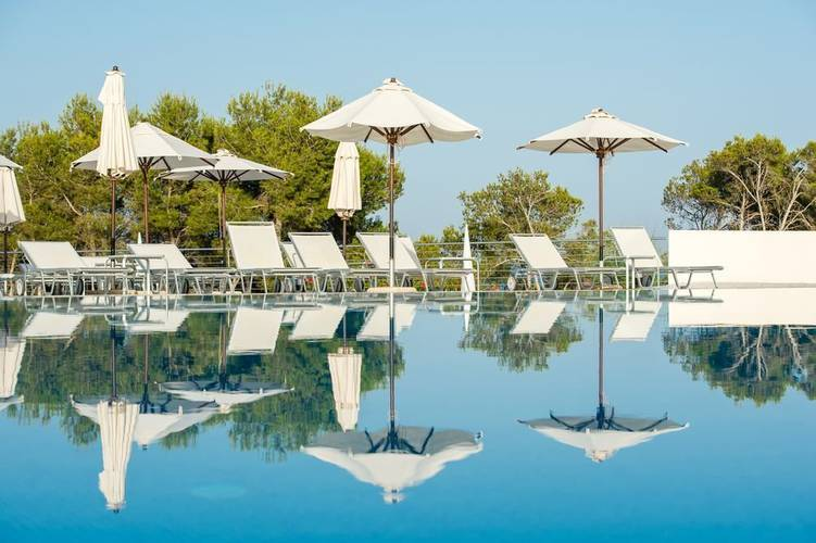 Swimming pool blau portopetro beach resort & spa majorca