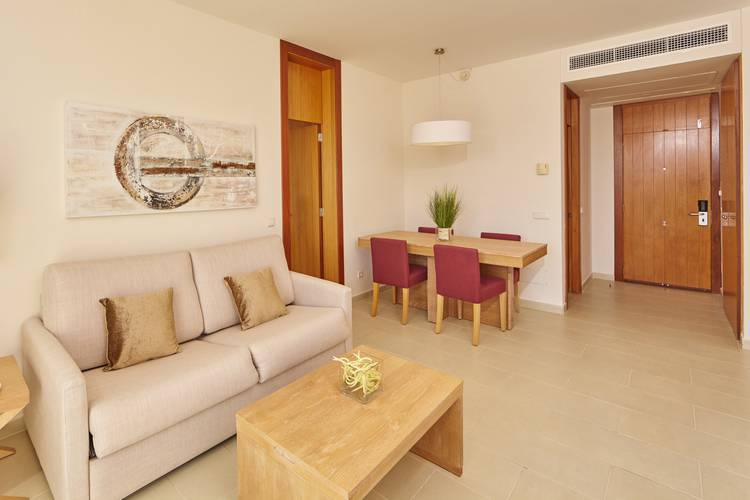 Suite Blau Privilege PortoPetro Beach Resort & Spa Mallorca