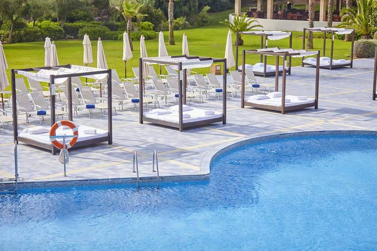 Bali beds blau portopetro beach resort & spa majorca
