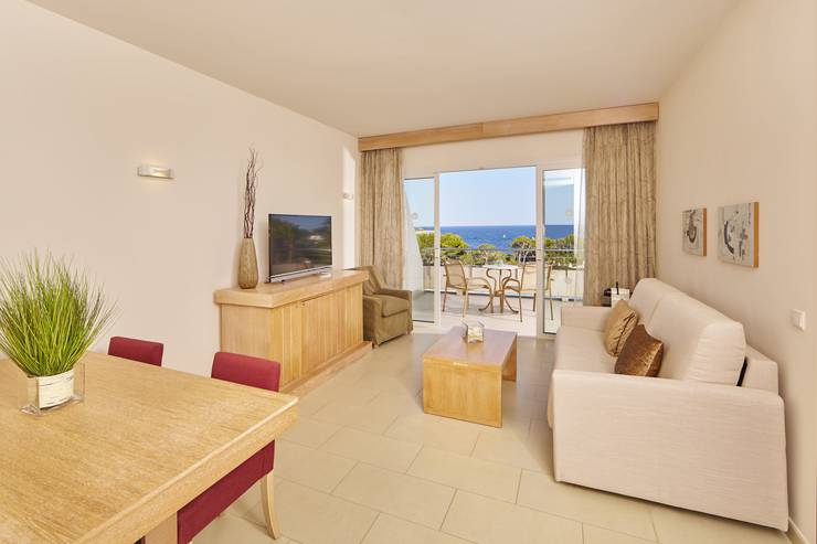 Suite mit Meerblick Blau Privilege PortoPetro Beach Resort & Spa Mallorca