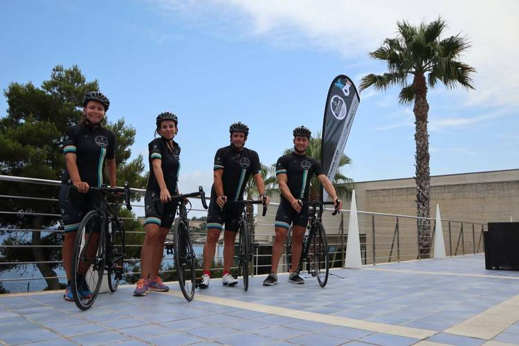 Cycling blau portopetro beach resort & spa majorca