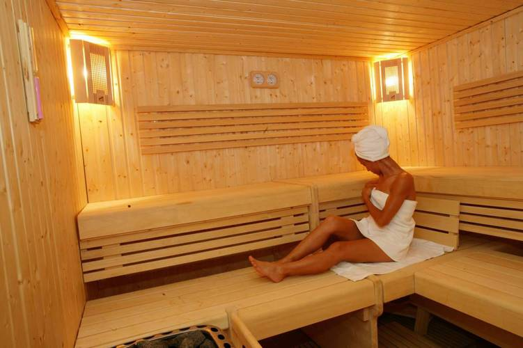Sauna blau portopetro beach resort & spa majorca