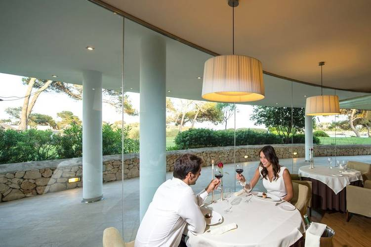 Restaurant blau portopetro beach resort & spa majorca