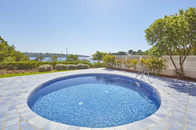 Villa with jacuzzi blau portopetro beach resort & spa majorca